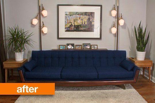 Window Treatments Living Room, Adrian Pearsall Sofa Craigslist