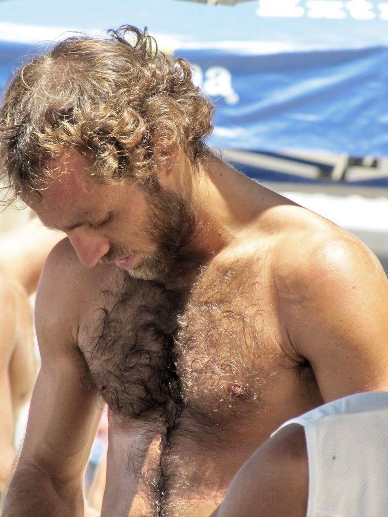 Wild curly hunks
