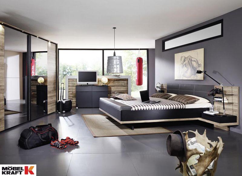 mobel kraft schlafzimmerschrank, black is beautiful - gilt auch im schlafzimmer - entdeckt bei möbel, Design ideen
