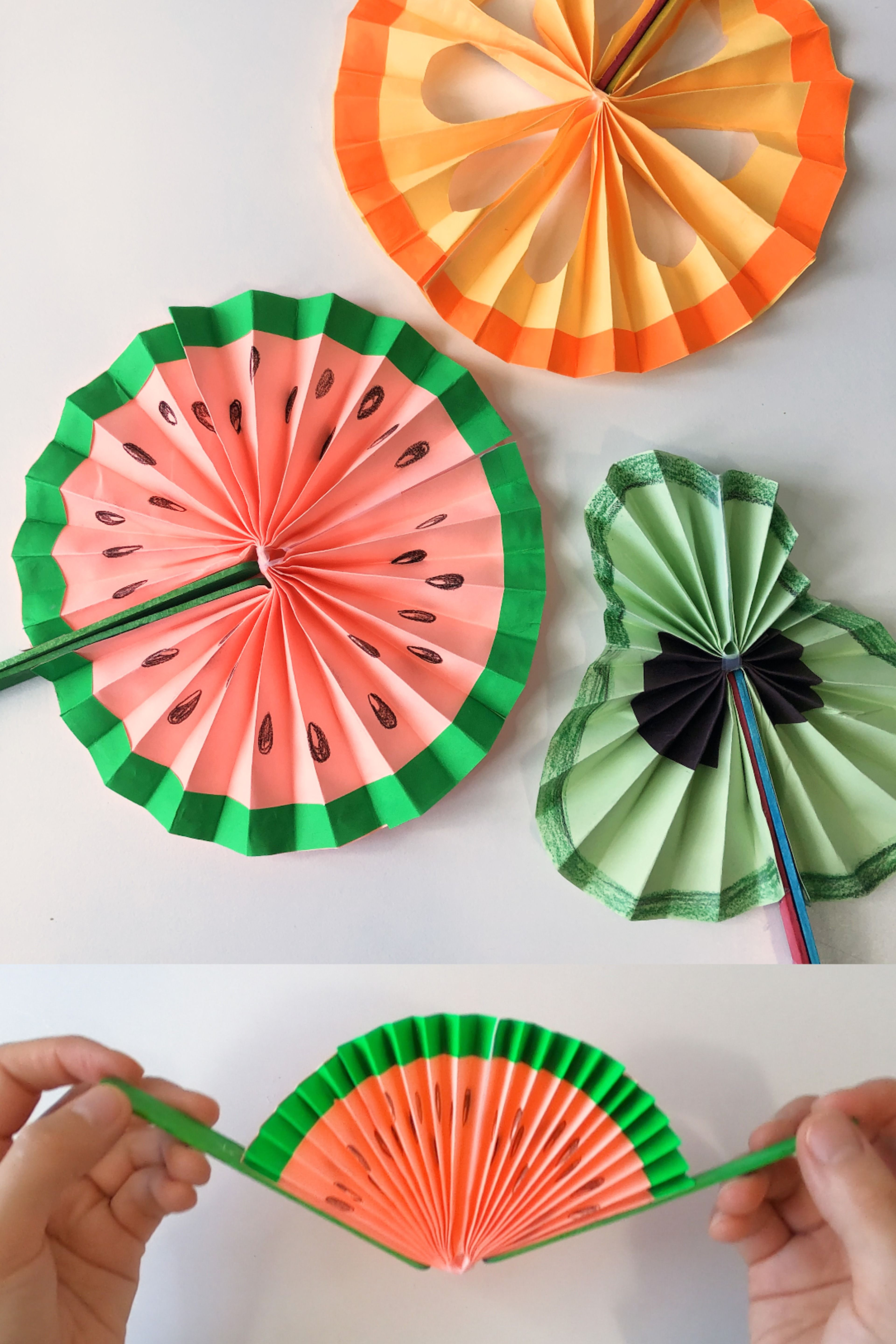 15+ Arts and crafts to do at home with paper ideas