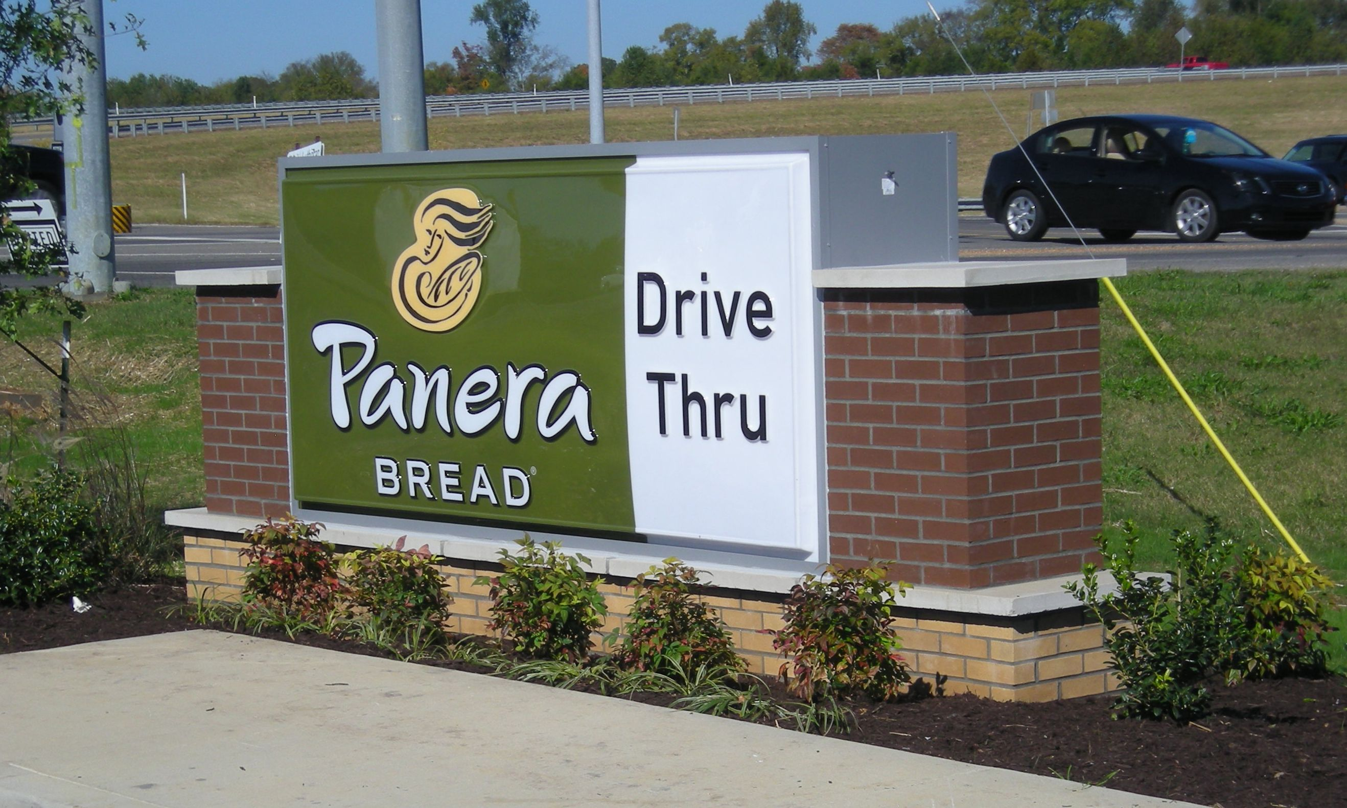 Related image Food branding, Outdoor decor, Panera