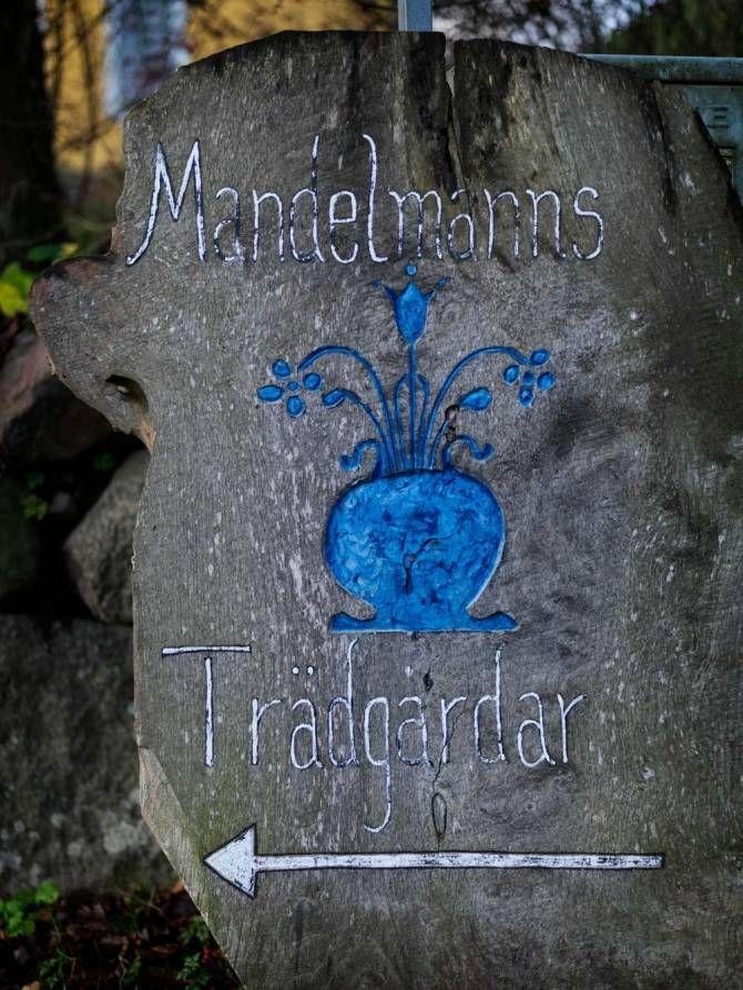 Vi har besökt Mandelmanns trädgårdar Lantliv, Trädgård