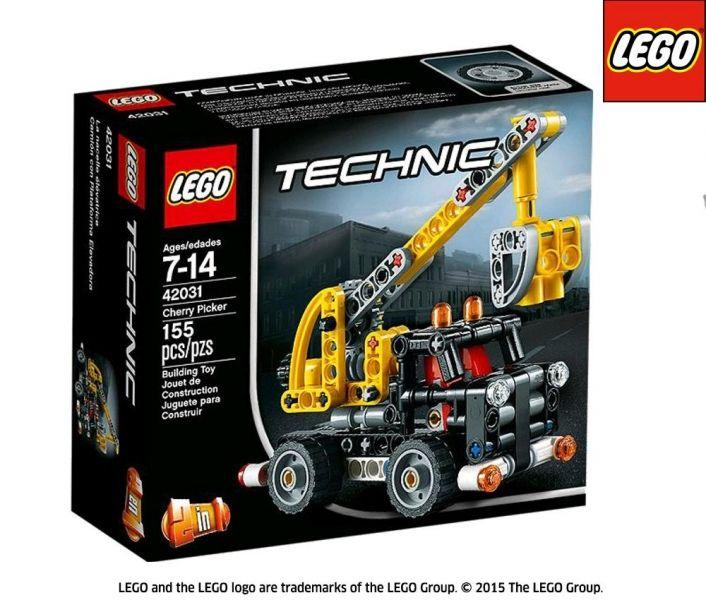 Lego Technic Ciężarówka Z Wysięgnikiem Klocki Lego Satysfakcja