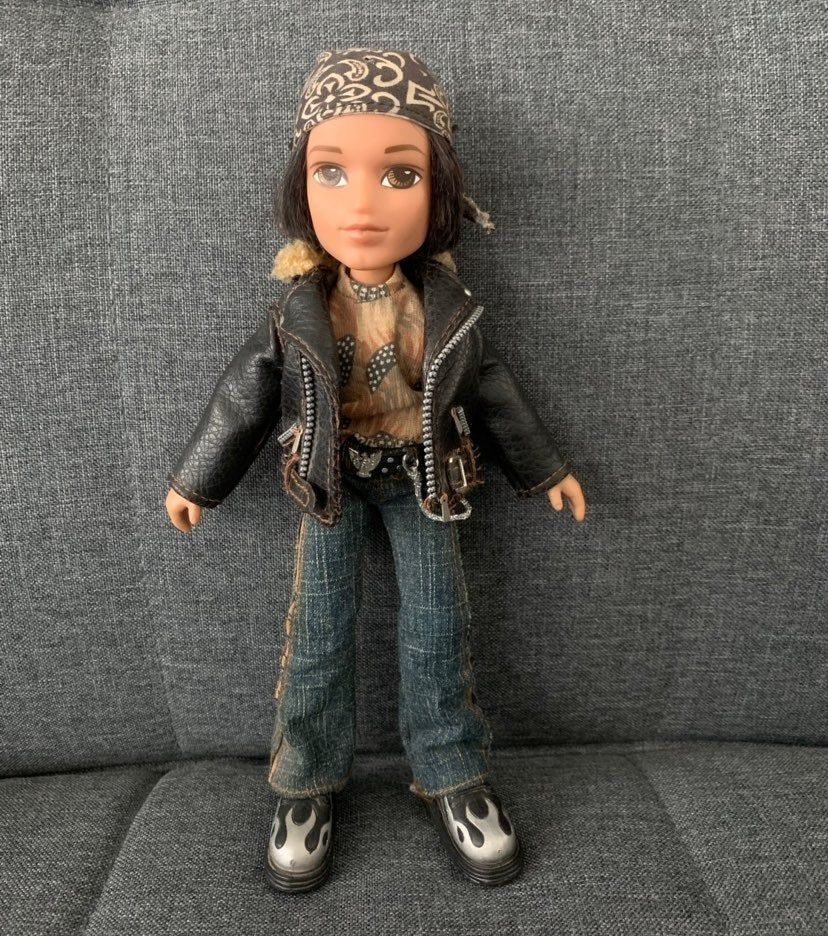 Please Look At Photos For Condition Of This Item He S Been Played With Gently And Has Some Small Flaws But Generally In G Boy Bratz Boy Bratz Dolls Brats Doll
