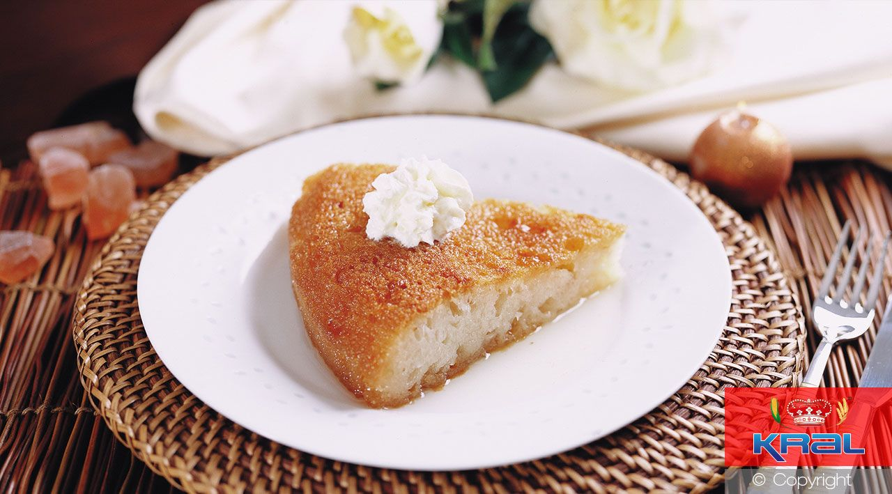 Ekmek Kadayıfı