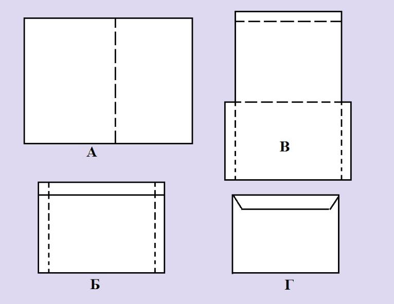 Сделать конверт картинки