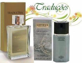 Traduções Gold 31 Tipo Oriental Spicy - Lapidus                         O seu perfume predileto com 23% de concentração e performance.  ...
