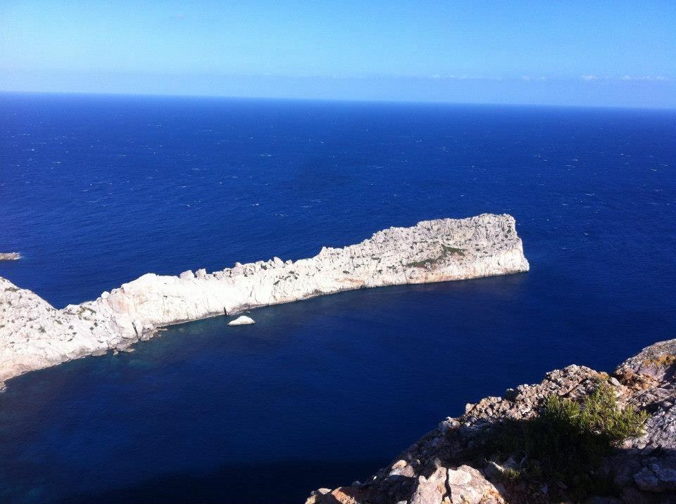 Excursión a Punta Galera #excursión #mallorca #turismo
