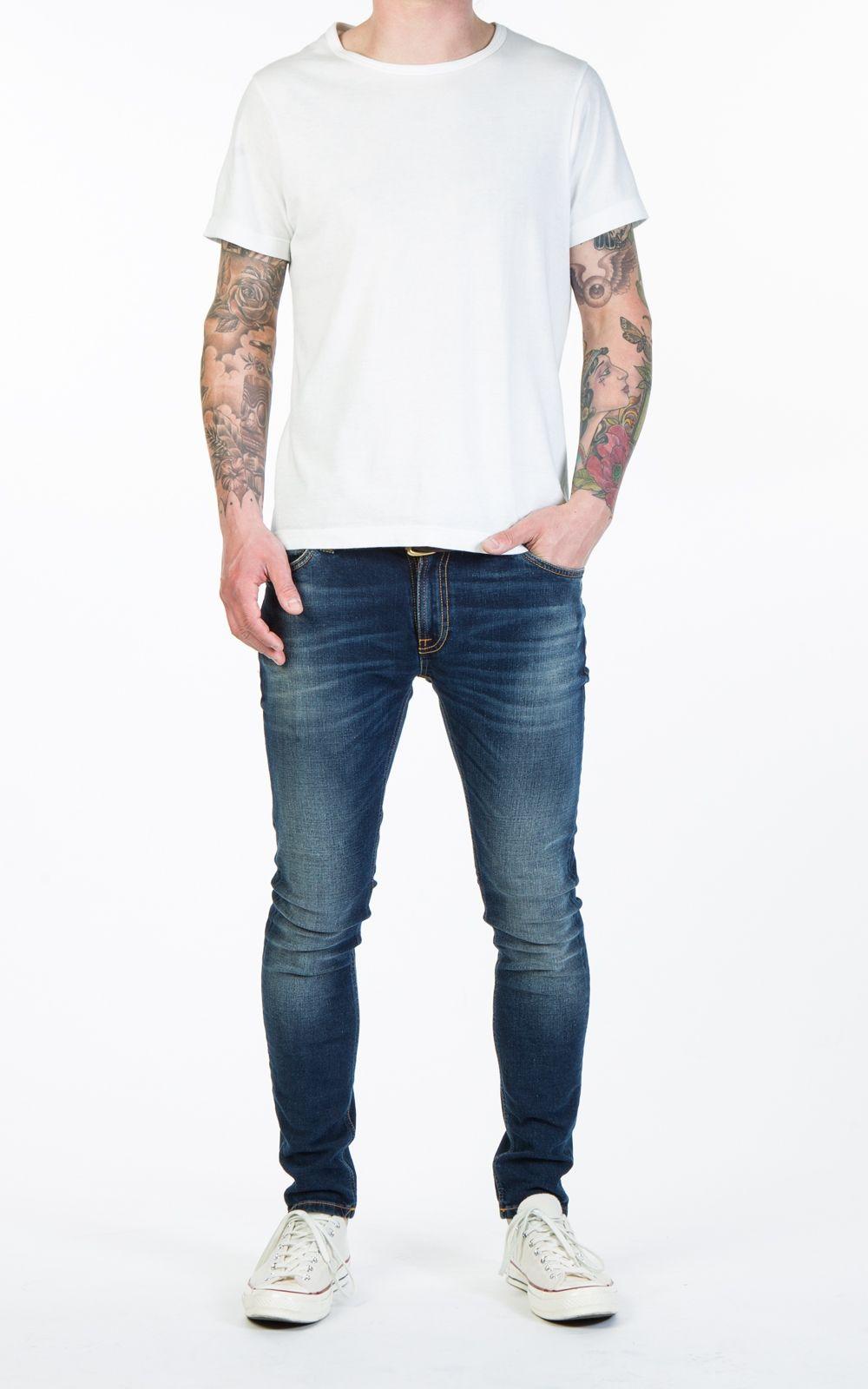 a76e1710565eda Nudie Jeans Skinny Lin Dark Double Indigo | Cultizm's New Arrivals 2017