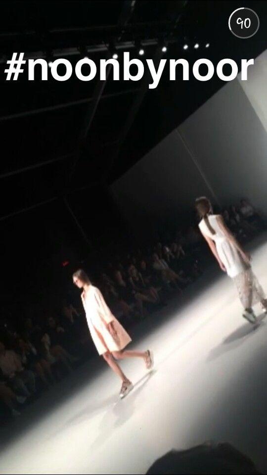 New York Fashion Week Autumn/Winter Collection 2014