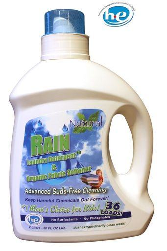 Mineral Method S Presents Rain Laundry Detergent Originally Developed For The Newborn Baby Allergenic Free Rain Is Except Kids Skin Care Baby Eczema Treatment