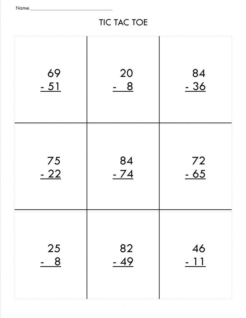 2nd Grade Math Worksheets Best Coloring Pages For Kids 2nd Grade Math Worksheets Math Worksheets 2nd Grade Math
