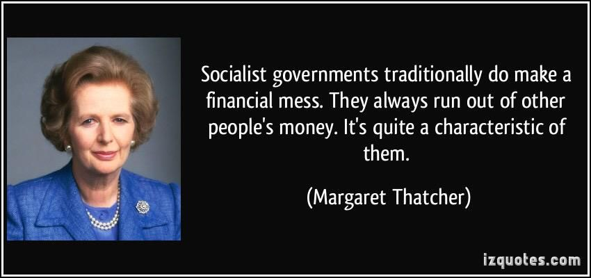 Stuart Benjamin Ford Stuartford Margaret Thatcher Quotes