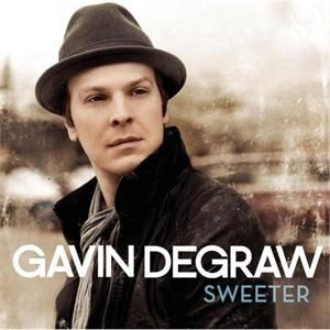 Gavin DeGraw. Seeing him at DTE!