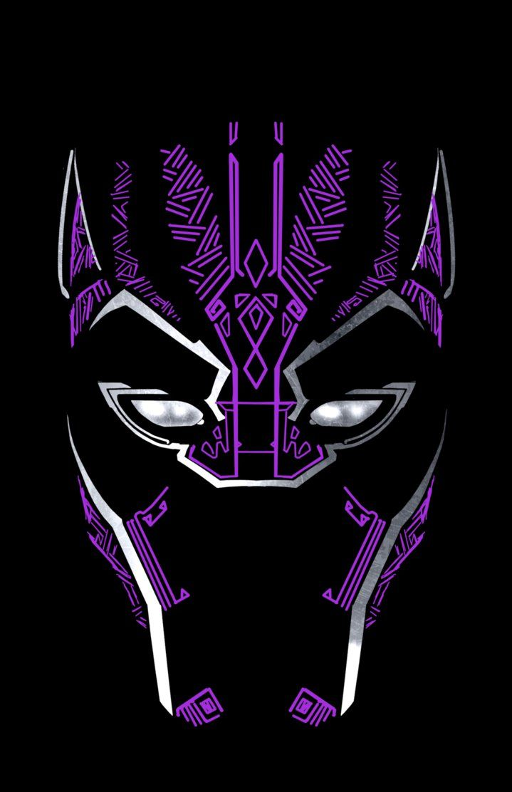 Black Panther Minimalist by our-artisan | Black Panther ...