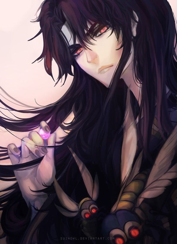 Naraku by Suihowl on DeviantArt