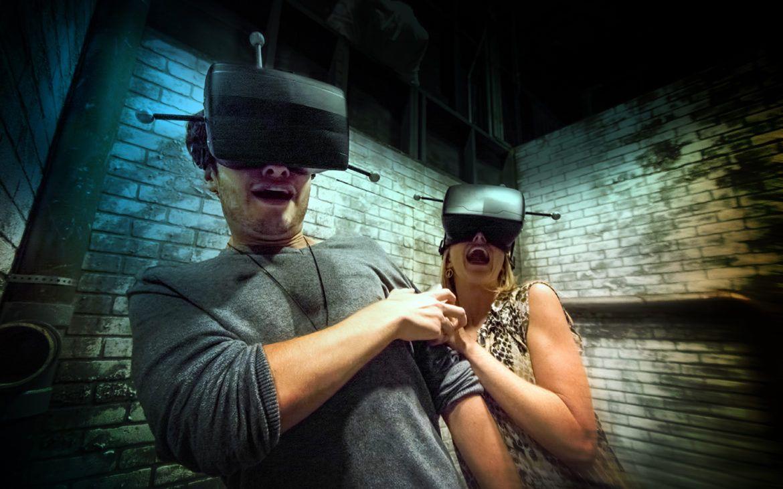Virtual Reality Halloween Horror Nights