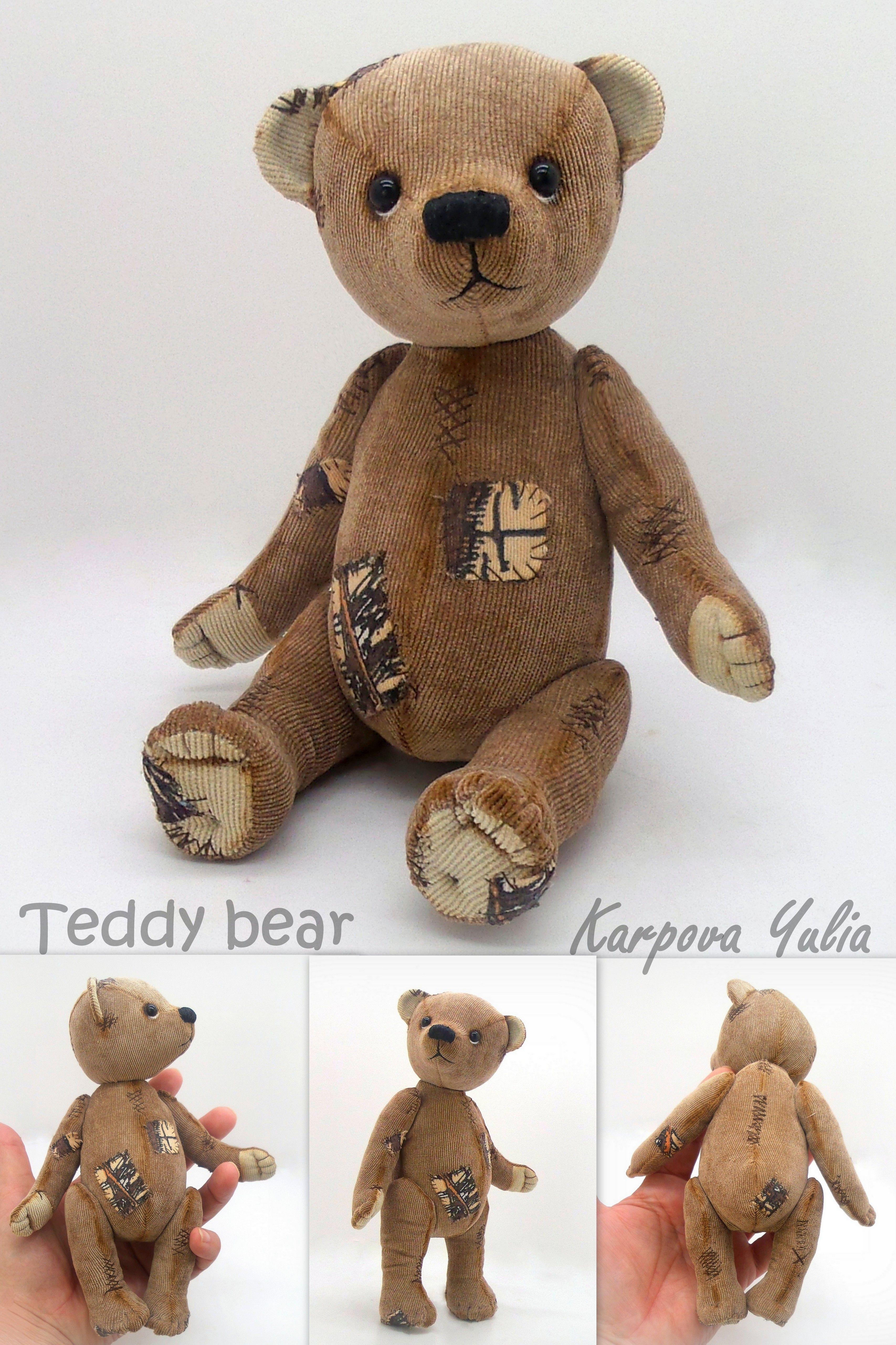 Organic Small Funny Teddy Bear For Kids Soft Baby Toys Baby Girl Gift Stuffed Animals Handmade Organic Teddy Bear Animal Babies Toys Baby Soft Toys [ 5120 x 3414 Pixel ]