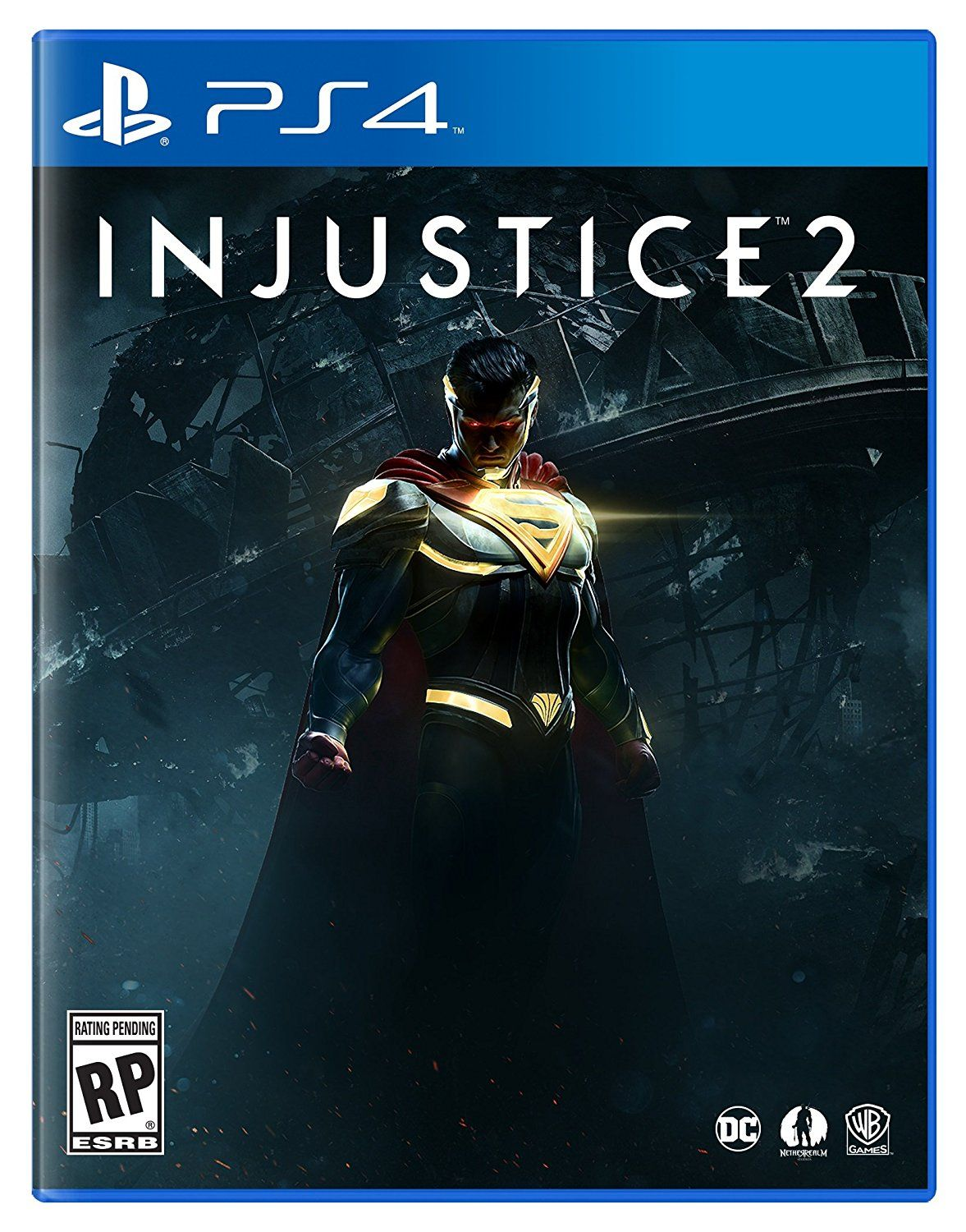 Injustice 2 Playstation 4 Playstation 4 Computer And Video Games