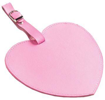 Clava Heart Luggage Tag