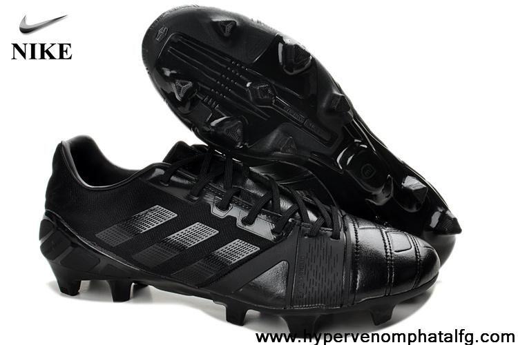 ekskluzywny asortyment więcej zdjęć kupować tanio Sale Discount Adidas Nitro Charge FG Black Soccer Shoes Shop ...