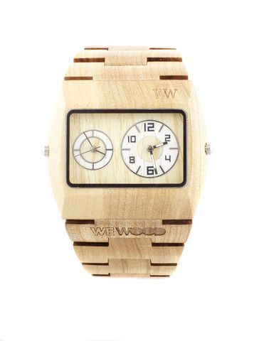 Nice Wewood watch… so natural!
