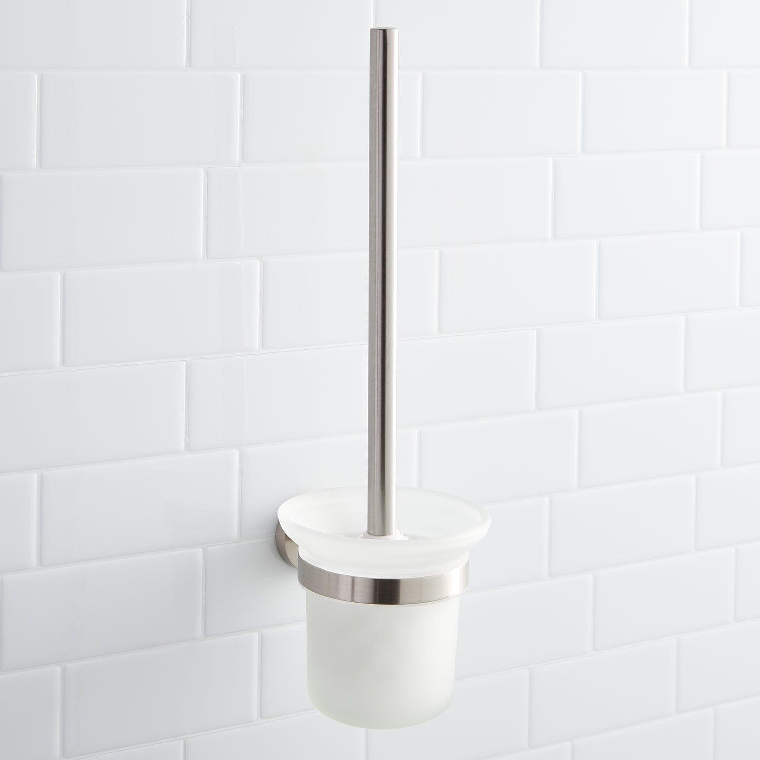 Ceeley Wall Mount Toilet Brush Holder Wall Mounted Toilet Toilet Brush Holders Toilet Brush