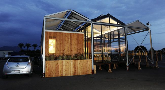 Taking the Solar Decathlon by Storm