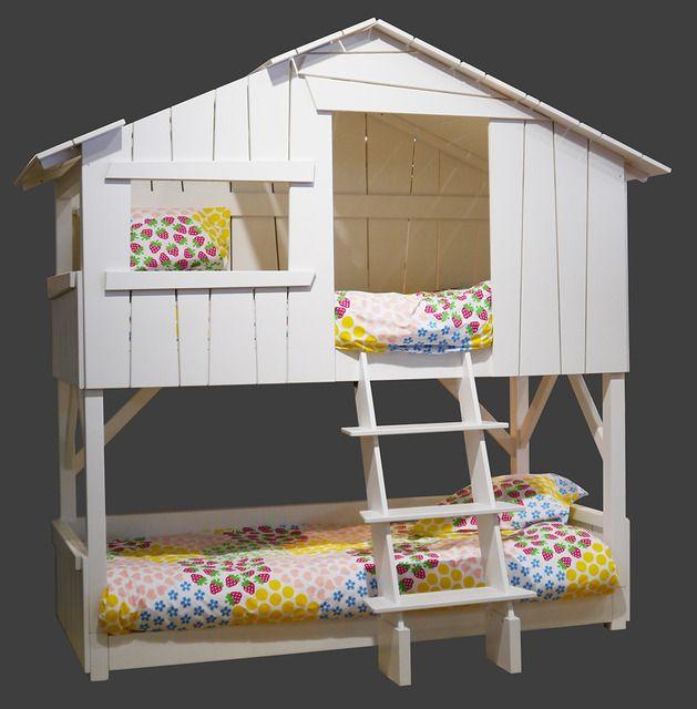 Kids Bedroom Tree House treehouse bedroom canopy | the treehouse loft bunk bed looks