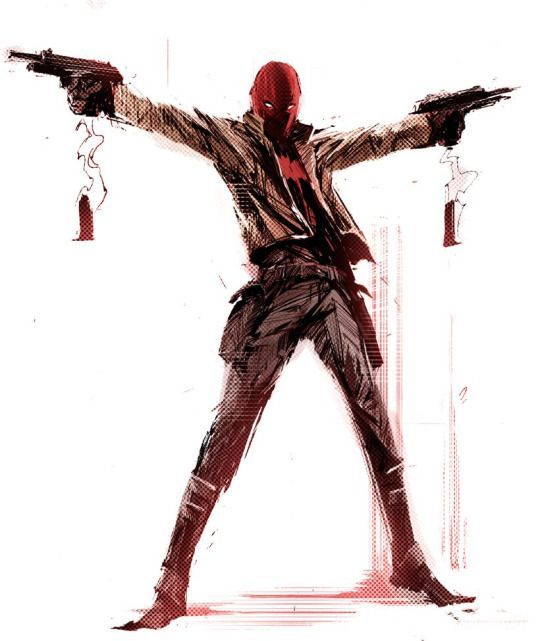 Long Live The Bat Red Hood Red Hood Jason Todd Jason Todd