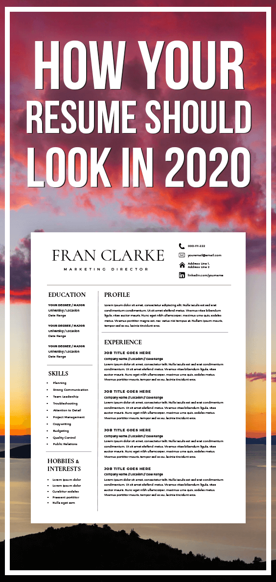 Creative Resume Template For Word 1 2 Page Resume Template And Cover Letter Diy Resume Template Instant Download Modern Resume Template In 2020 Teaching Resume Teacher Resume Template Job Career