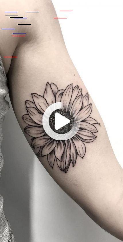Tattoo Sunflower Wrist Sunflowers 50 ideas for 2019