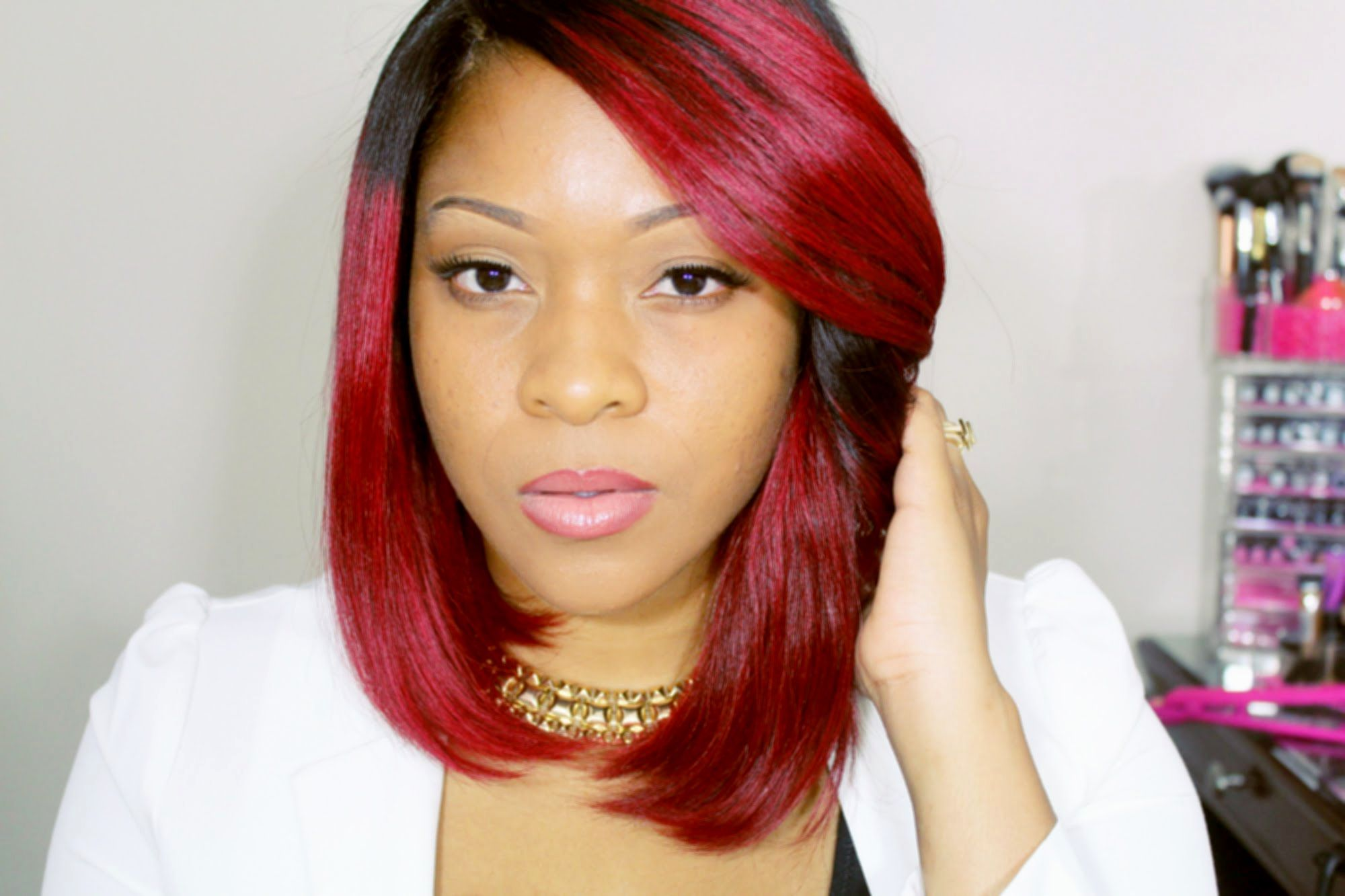 Red Hairstyles Pinterest