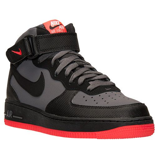 Men s Nike Air Force 1 Mid Casual Shoes - 315123 031  e6d1b6283