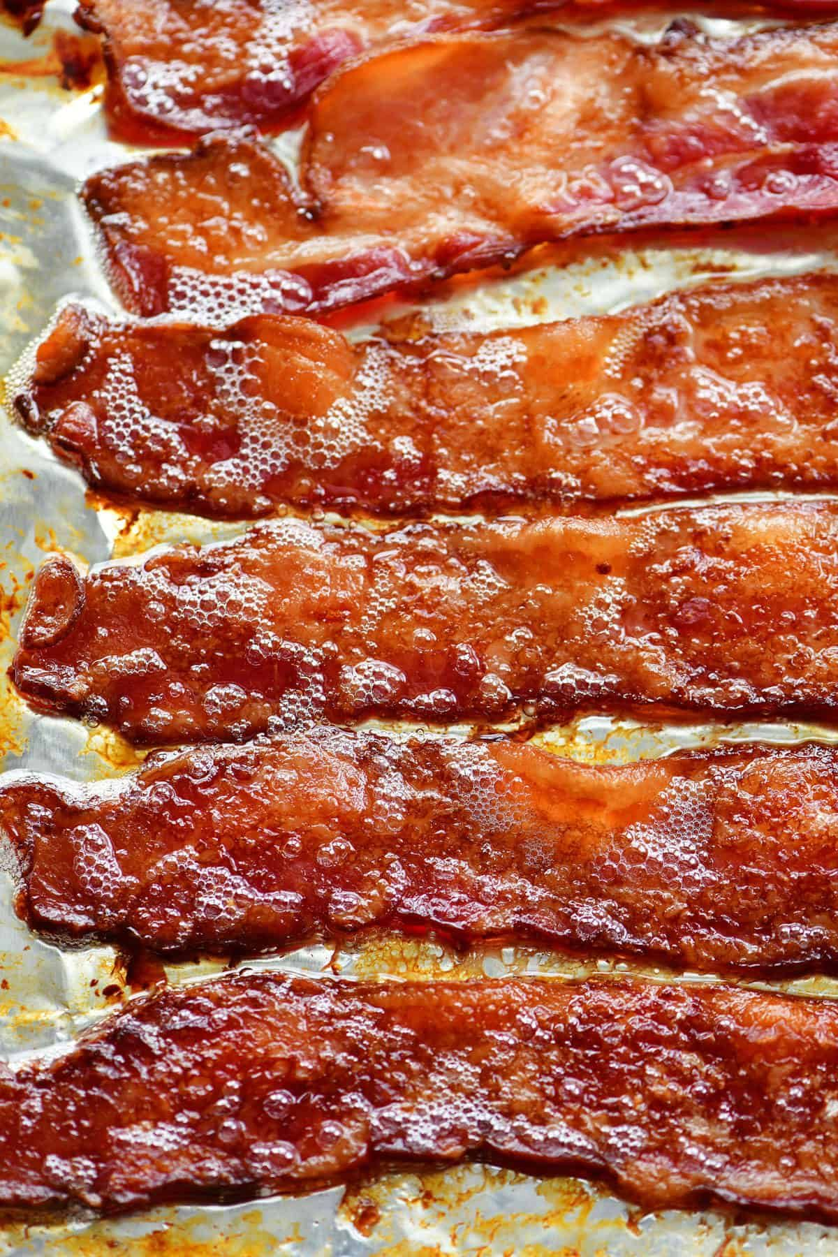 How To Cook Bacon In The Oven - The Gunny Sack in 2020 ...