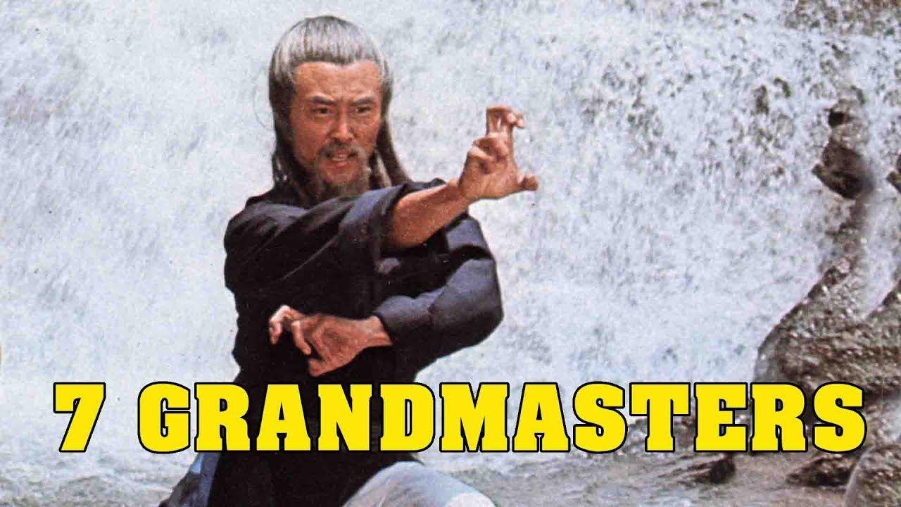 Wu Tang Collection 7 Grandmasters English Version Martial Arts Movies Wu Tang Collection Kung Fu Movies