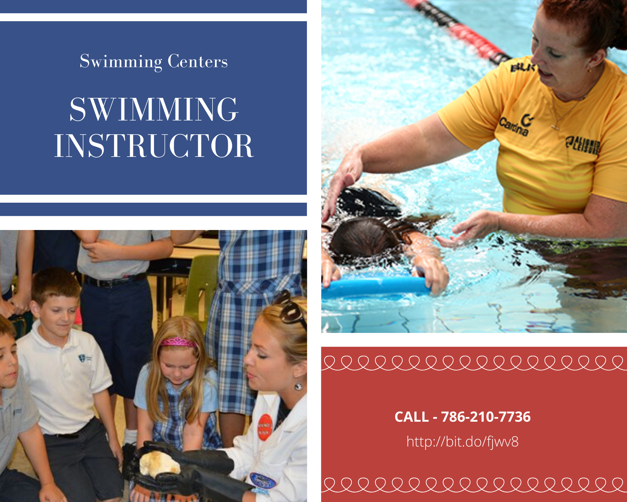 Swimming Centers Swimming Classes For Kids Swimming Instructor For Females Swimming In Structure For Kids Le With Images Swimming Classes Swim Instructor Swimming Coach