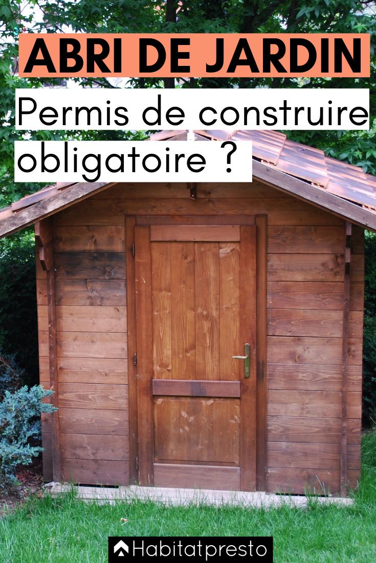 Abri De Jardin Permis De Construire Ou Declaration Prealable Abri De Jardin Cabane De Jardin Bois Cabane Jardin