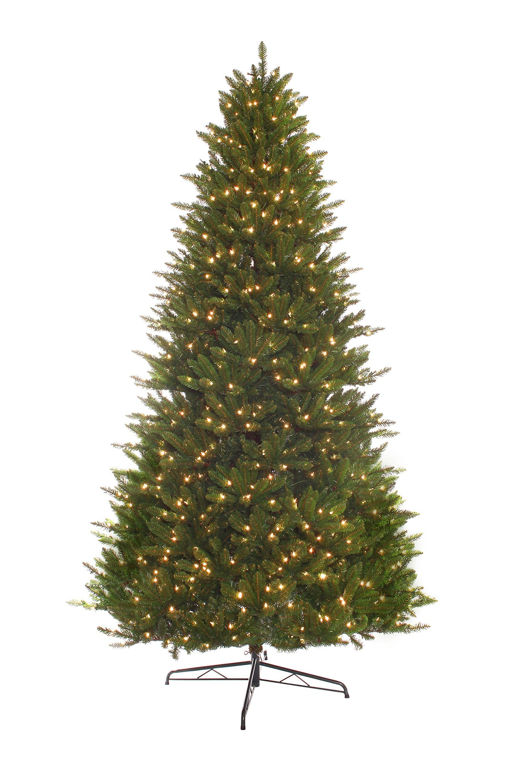 9â Prelit Miracle Shape Full Hamilton Spruce Artificial Christmas Tree 1000 Clear Lights Read More Reviews Of The Product By Visiting Link On