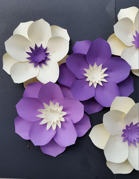 Cette Liste Comprend 7 Petites Fleurs 6 8 Pouces Envoyer Une