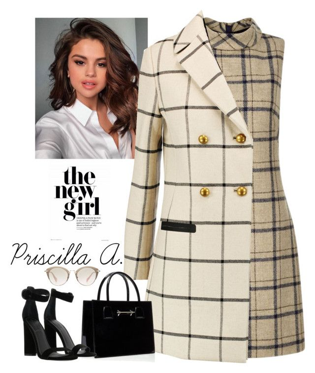 """""""Boss is in"""" by priscillaanakwah on Polyvore featuring GET LOST, Hobbs, Tory Burch, Miu Miu and Kendall + Kylie"""