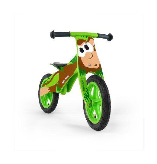 Vélo Draisienne Bois Enfant 2 4 Ans Duplo Singe