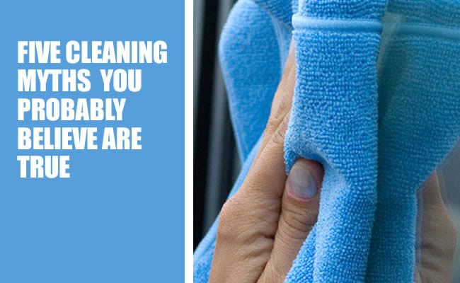 Myths and Truths About Disinfecting - Service Square