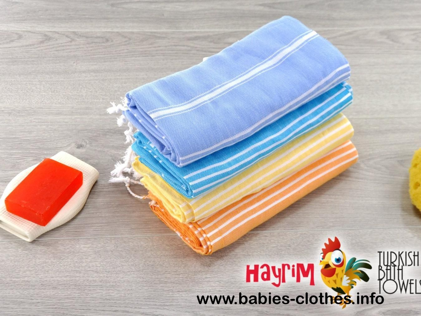Set of 4 - Organic Baby Blanket Grandparent Gift Afghan Blanket ...