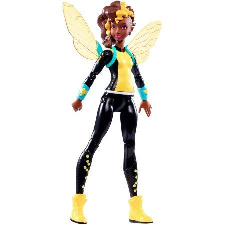 DC Super Hero Girls 6-inch Action Figure Bumble Bee New in Box
