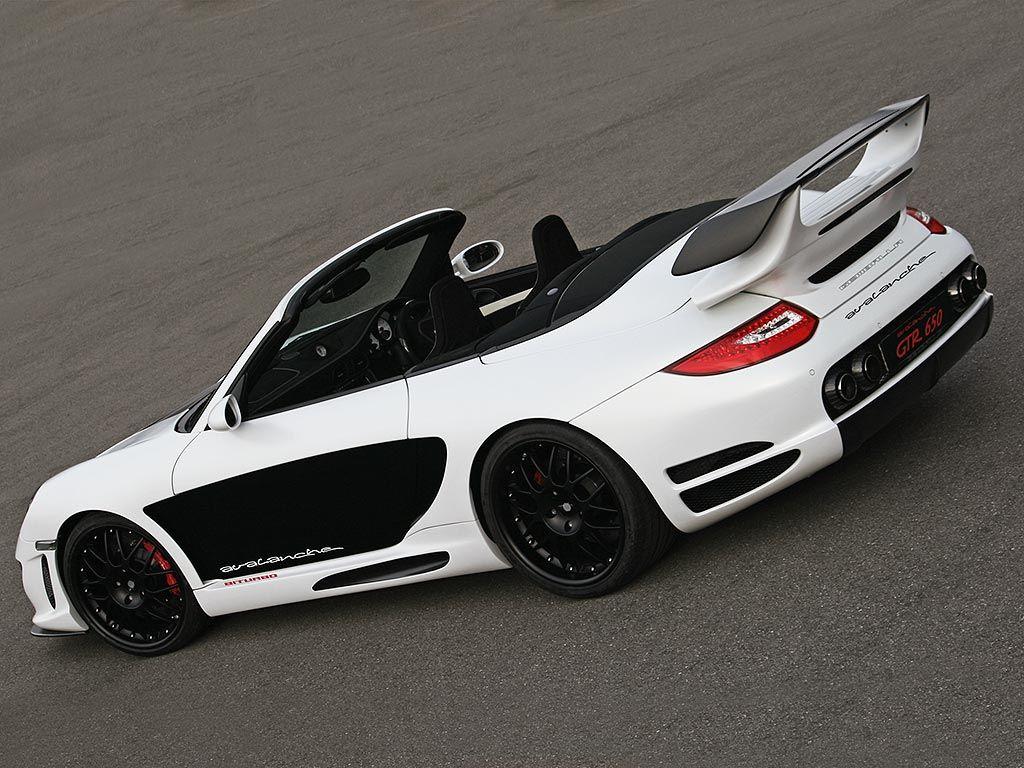 Gemballa Avalanche Roadster Gtr 650 Evo R Porsche Rs Porsche