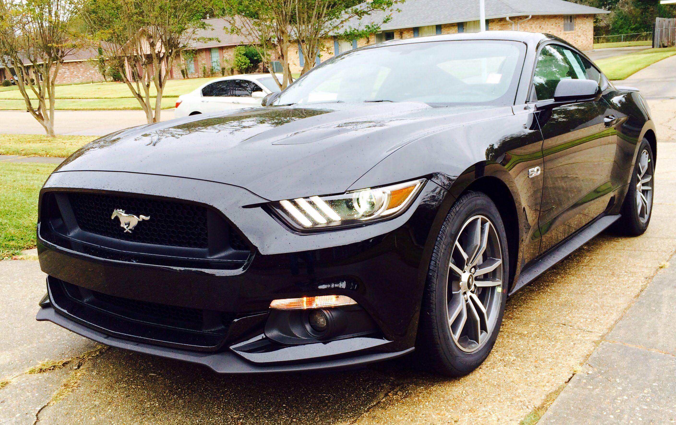 2015 2016 Ford Mustang Gt Fastback 5 0l V8 Full Review Test
