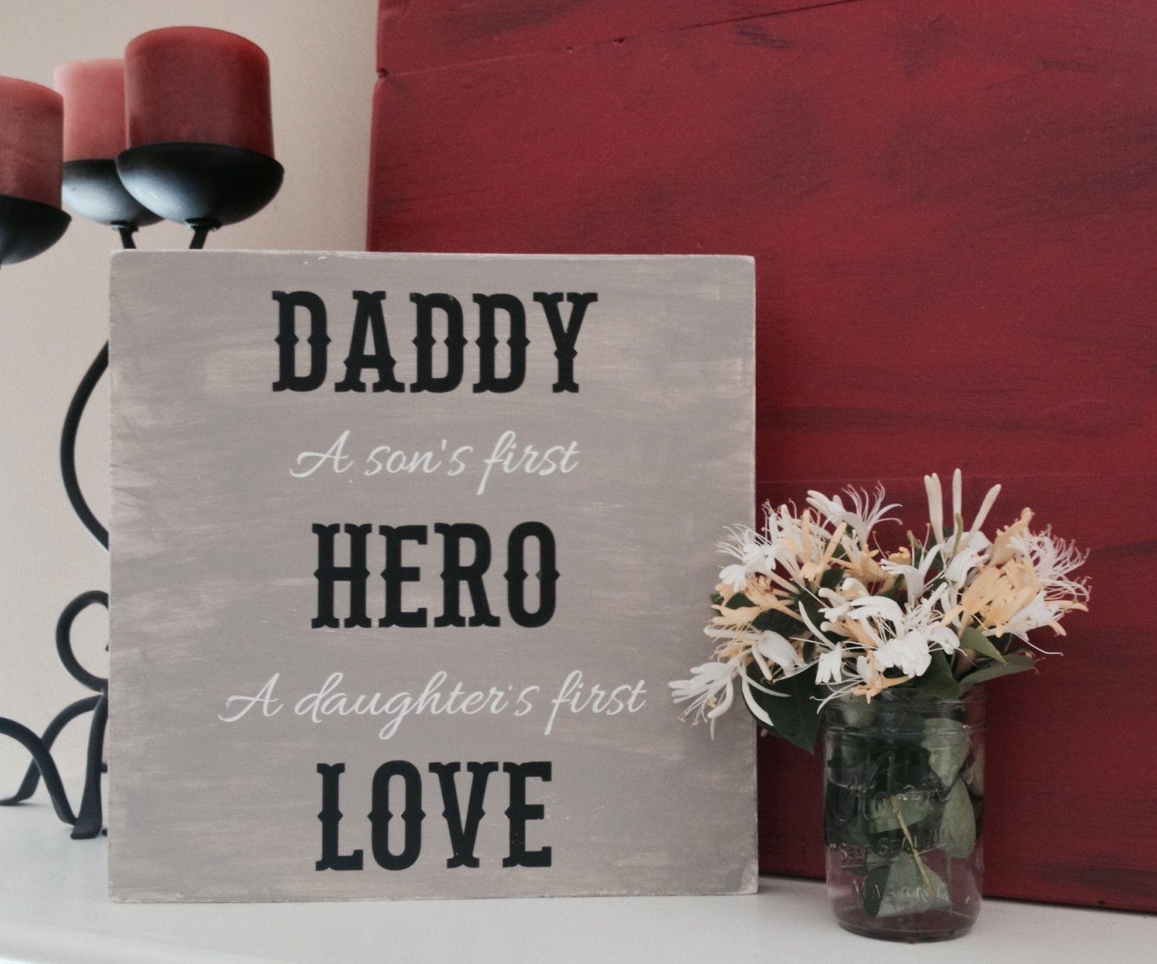 Daddy love bare