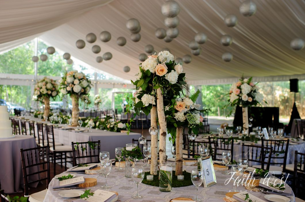 Riverside Pavilion Glen Foerd Wedding Venue Faith West Photography Robertsons Florist