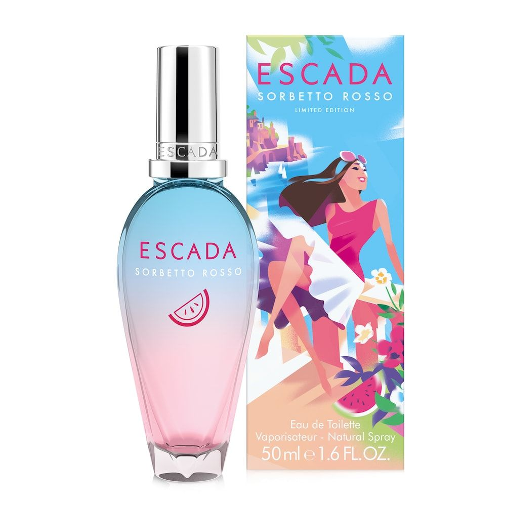 Escada Sorbetto Rosso Womens Perfume Eau De Toilette In 2018 Etude House Colorful Scent Roll On Discover Our Rich Collection Of Branded Women Perfumes Cosmetics Jewelry Clothing Accessories Prices